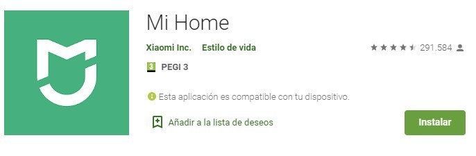 Aplicación-Xiaomi-Mi-Home