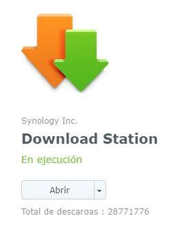 Download Station de Synology